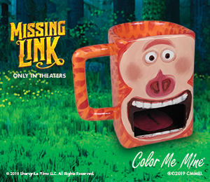 Wayne Mr. Link Mug