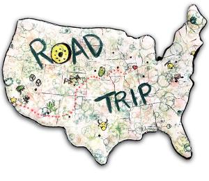 Wayne Family Road Trip!