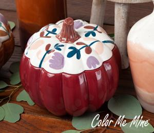 Wayne Fall Pumpkin Box