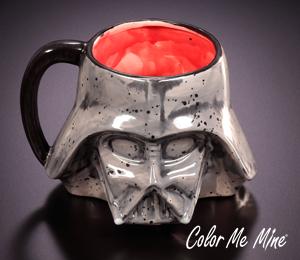 Wayne Darth Vader Mug